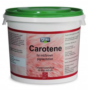 GRAU Carotene For Red/Brown Pigmentation - papildbarība suņiem un kaķiem 2kg